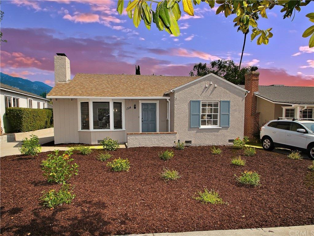 1514 N Grand Oaks Avenue                                                                               Pasadena                                                                      , CA - $849,900