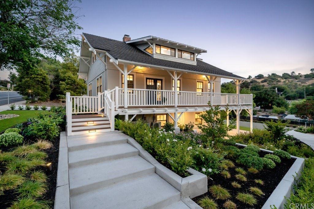 San Luis Obispo                                                                      , CA - $1,775,000