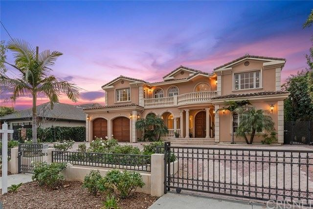 Property Image Of 5005 Gaviota Avenue In Encino, Ca