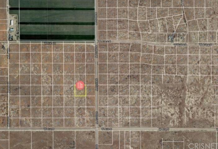 Property Image Of 0 Vac/Ave A12/Vic 91 Stw In Antelope Acres, Ca