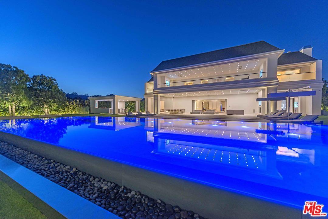 Beverly Hills                                                                      , CA - $110,000,000