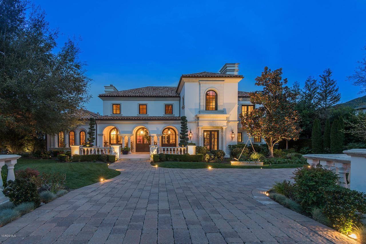 Thousand Oaks                                                                      , CA - $6,995,000