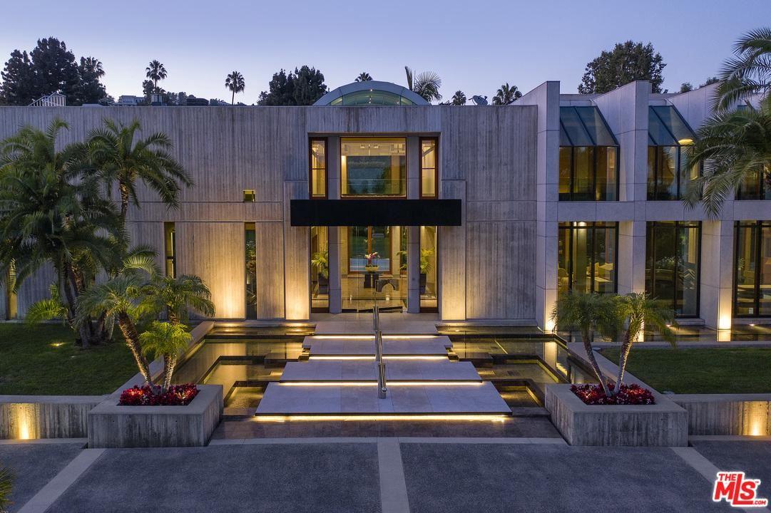 Beverly Hills                                                                      , CA - $75,000,000