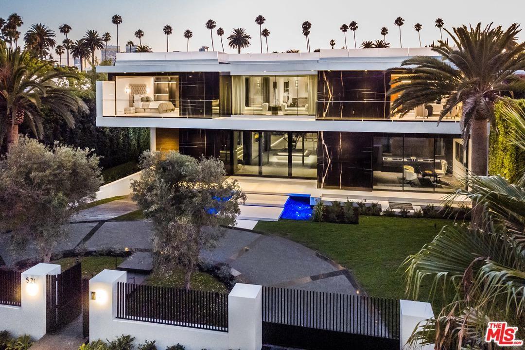 Beverly Hills                                                                      , CA - $45,000,000