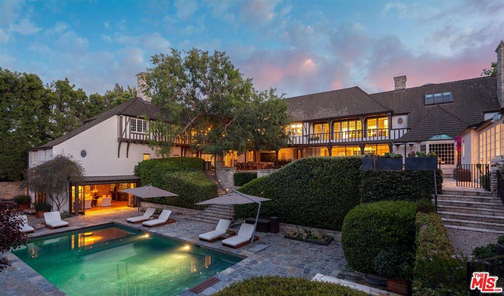 Beverly Hills                                                                      , CA - $44,500,000