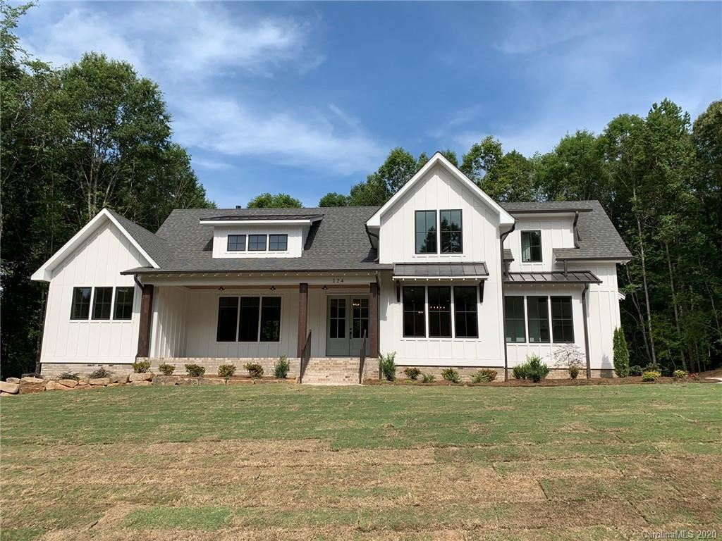 Property Image Of 124 Castleview Lane In Mooresville, Nc