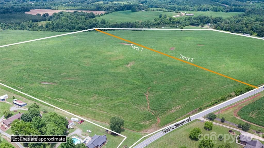 Property Image Of Tract 1 Hoover Elmore Road In Vale, Nc