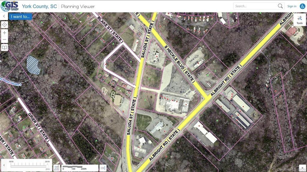 Property Image Of 1405 Saluda Street In Rock Hill, Sc