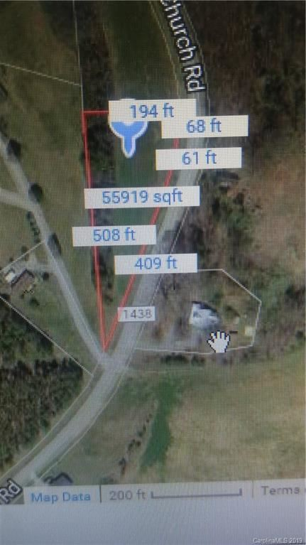 Property Image Of 01 Allen Saint Marks Church Road In Cherryville, Nc