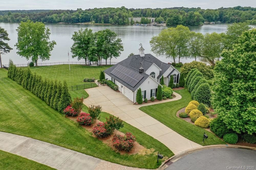 Property Image Of 4329 Pointe Norman Drive In Sherrills Ford, Nc