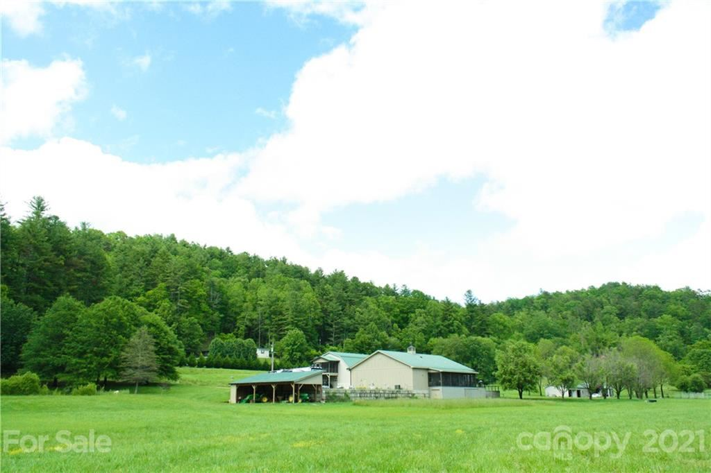 Property Image Of 274 Little River Campground Road In Pisgah Forest, Nc