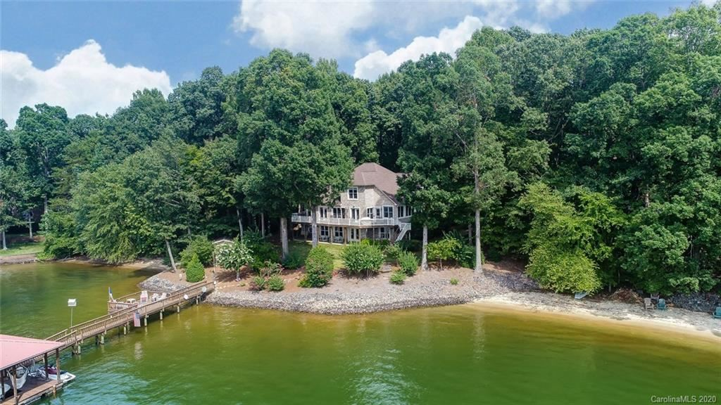 Property Image Of 139 Hawks Point Drive In Troutman, Nc