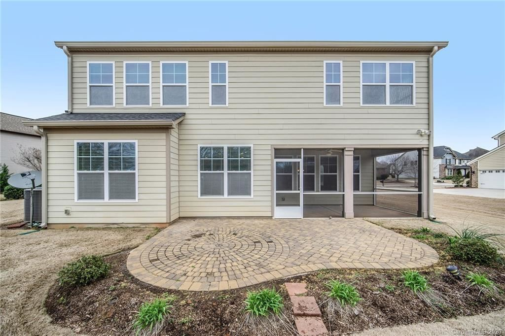 Property Image Of 3626 Halcyon Drive In Huntersville, Nc