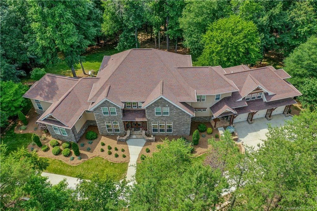 Property Image Of 14504 Henry Harrison Stillwell Drive In Huntersville, Nc