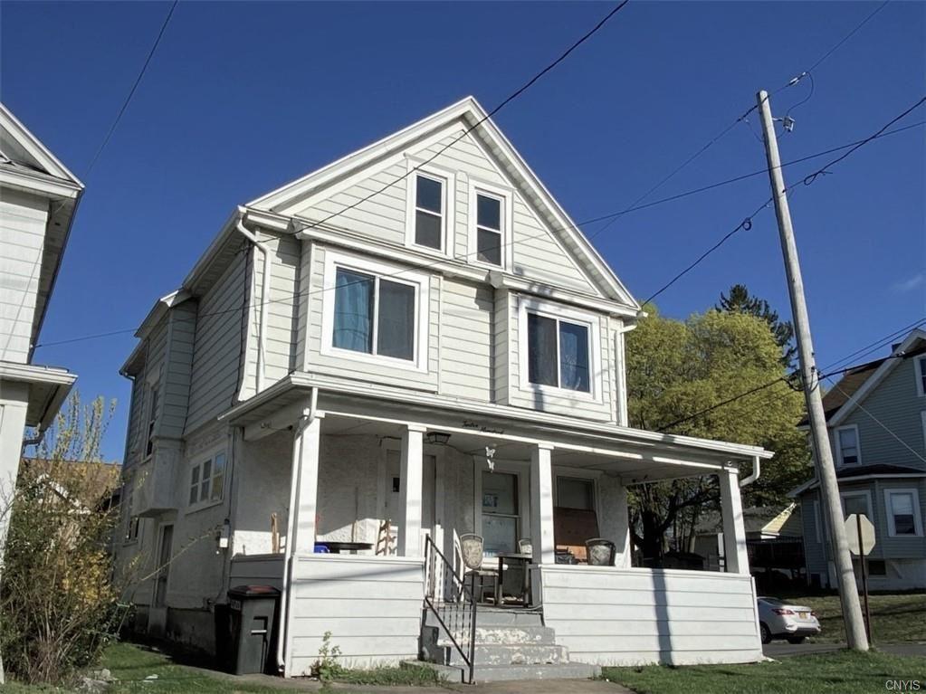 Syracuse                                                                      , NY - $115,000