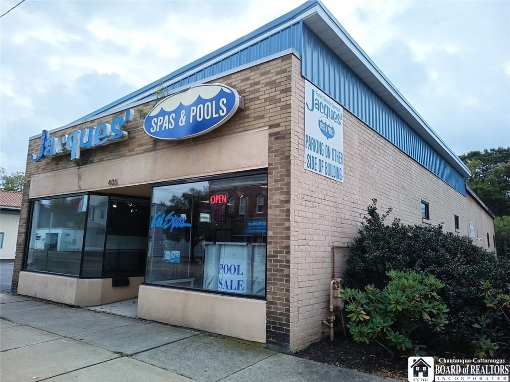 405 West State Street, Olean-City