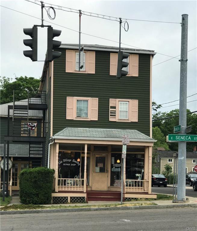 241 East Seneca Street,