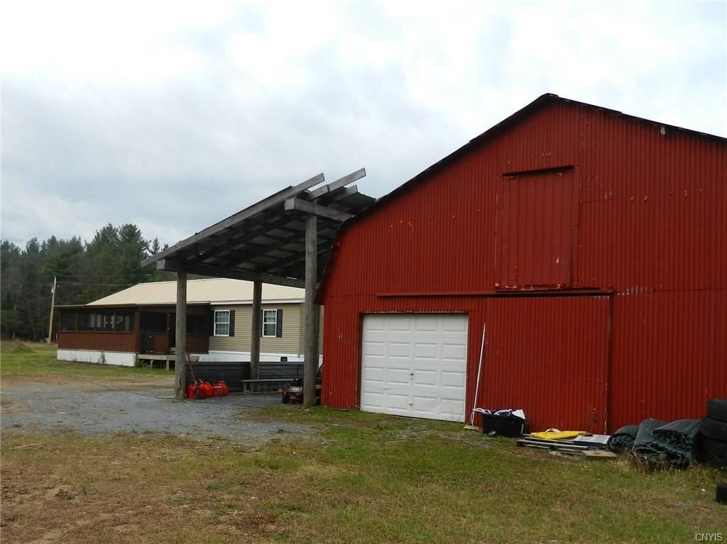 Property Image Of 1401 Buck Lake Road In Boonville, Ny