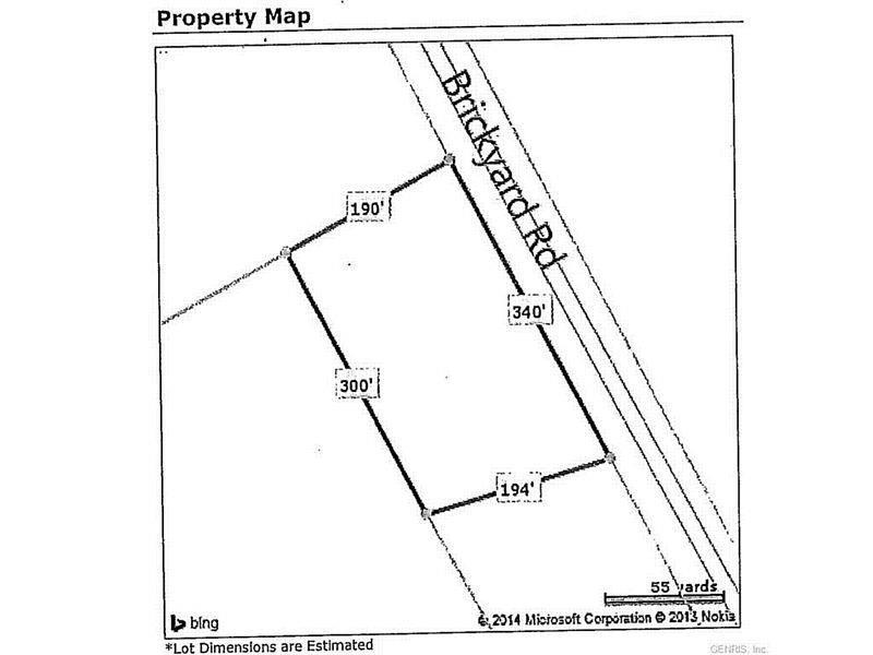 0 Brickyard Rd Canandaigua Town Ny 14424 Mls R1010424