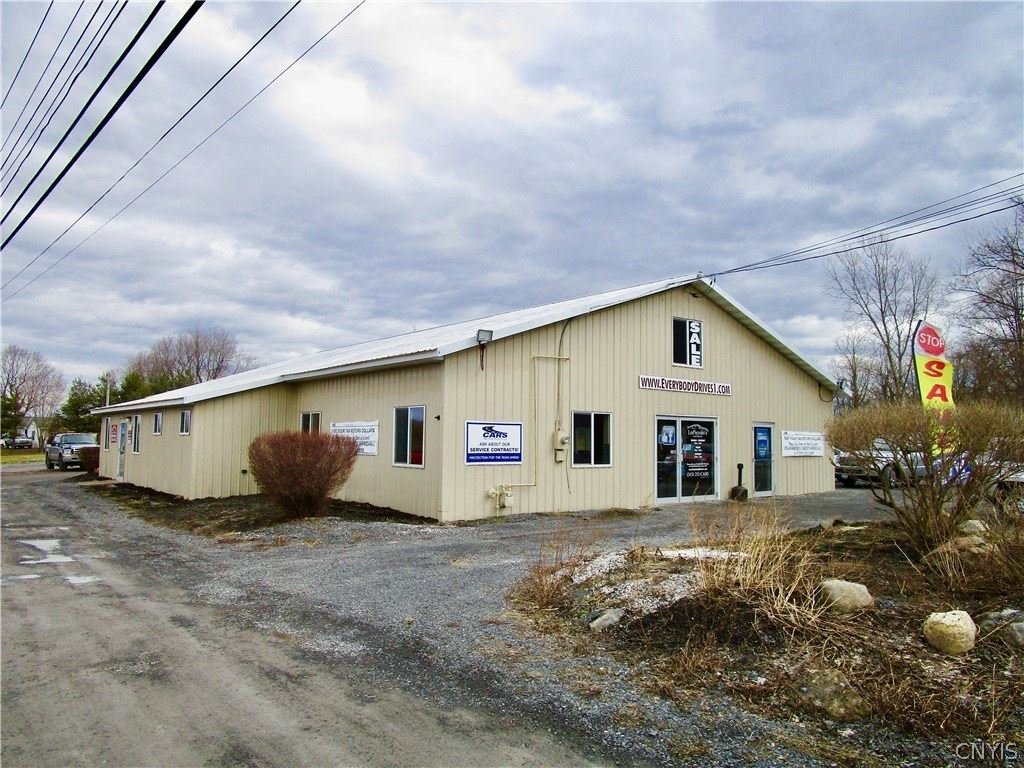 Property Image Of 518 Grant Ave Road In Auburn, Ny
