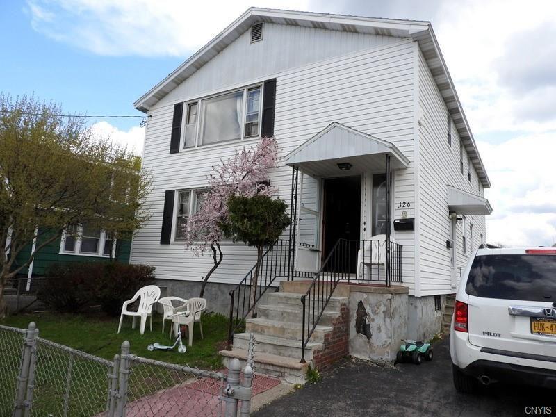 Syracuse                                                                      , NY - $160,000