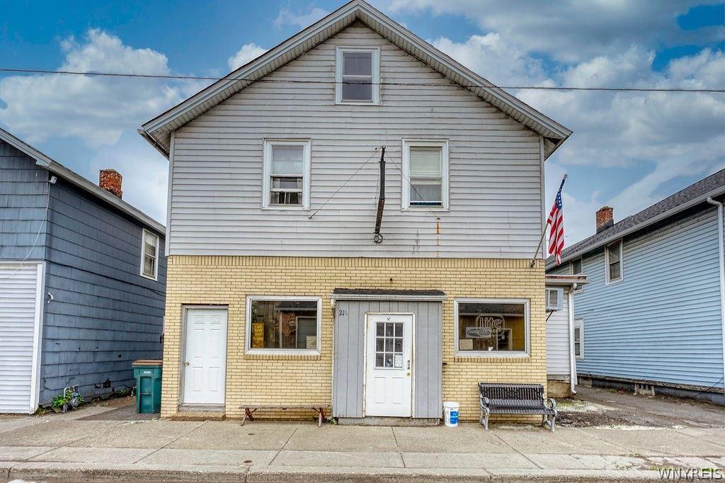 216  Oliver Street,