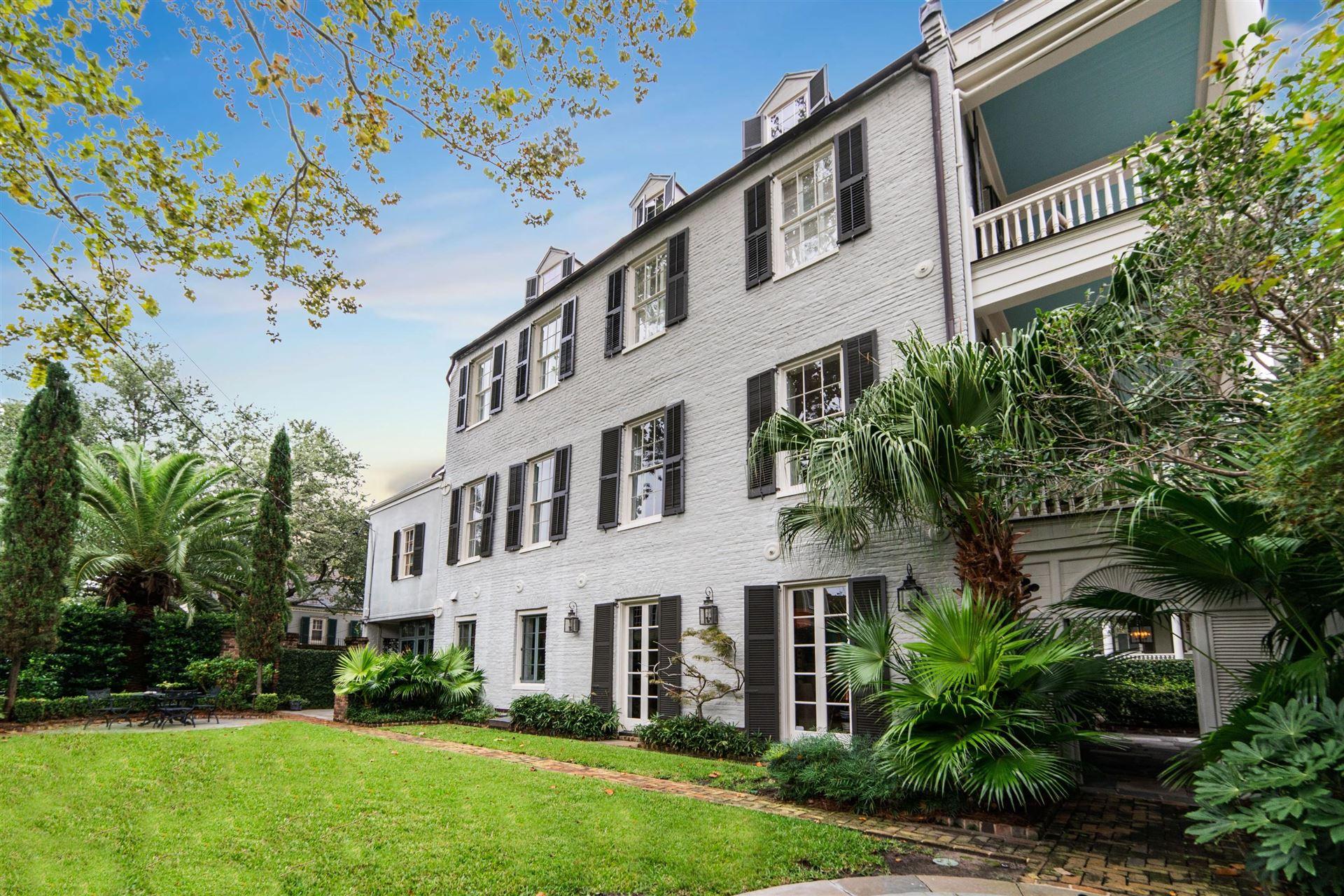 Charleston                                                                      , SC - $4,550,000