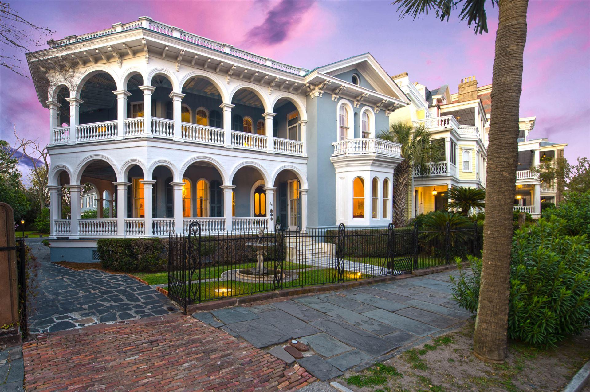 Charleston                                                                      , SC - $5,395,000