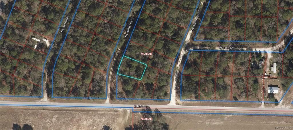 Property Image Of 0 Ne 154Th Terrace In Williston, Fl