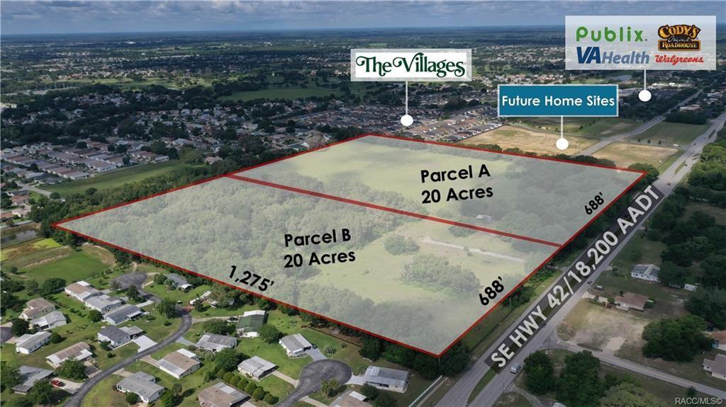 Property Image Of 9494 Se 42 Highway In Summerfield, Fl