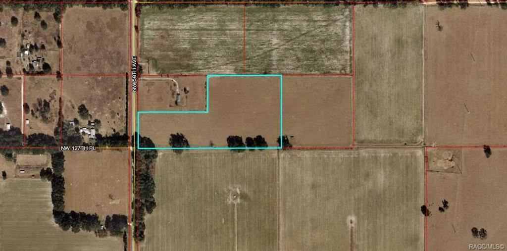 Property Image Of 000 Nw 50Th Avenue In Chiefland, Fl