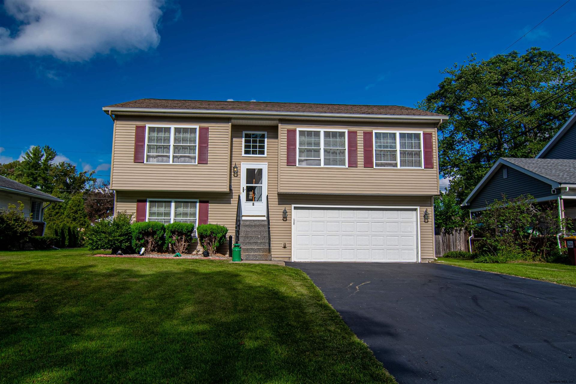 Albany                                                                      , NY - $351,000