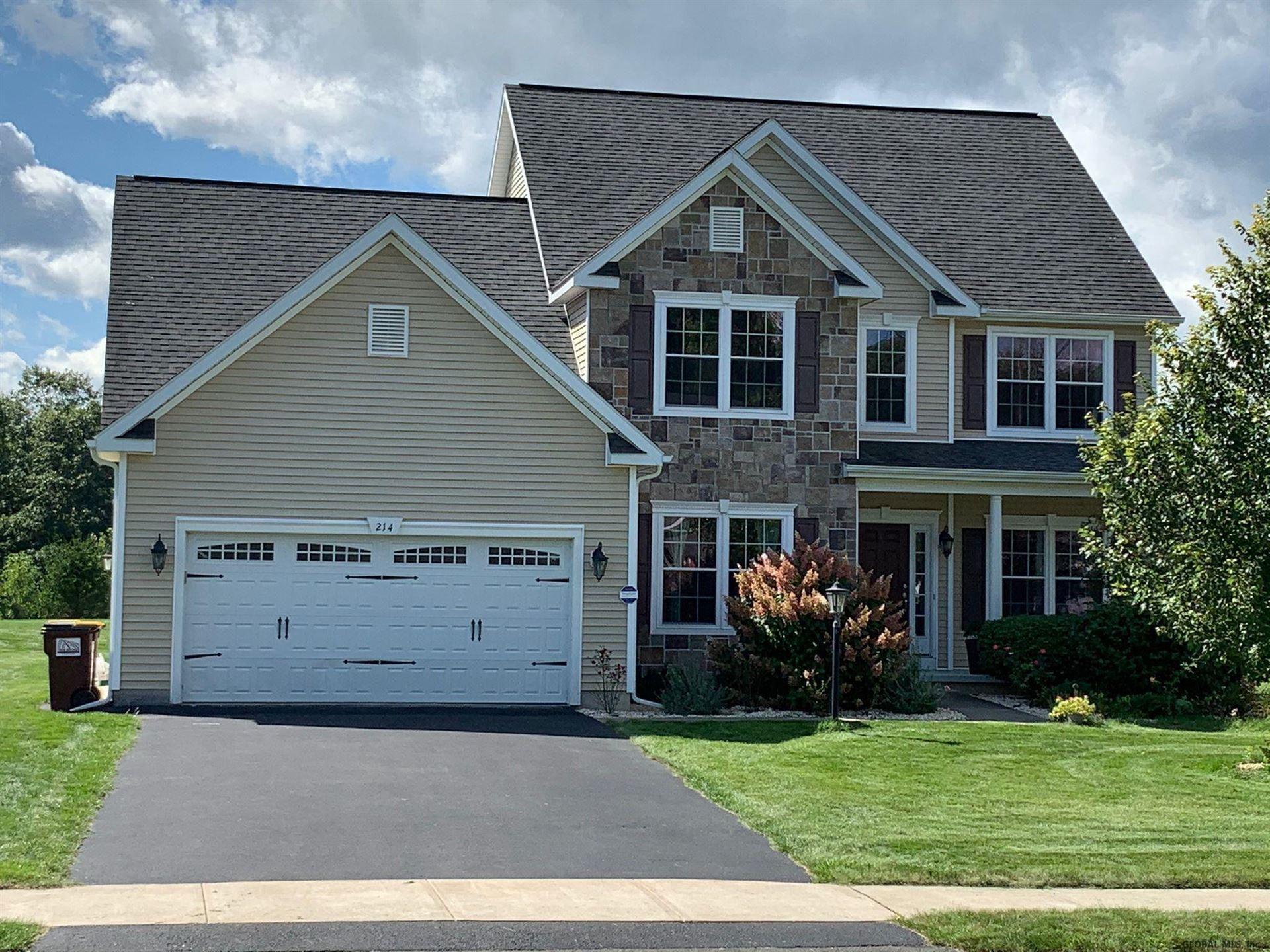 214 LANDBRIDGE DR                                                                               Guilderland                                                                      , NY - $579,000