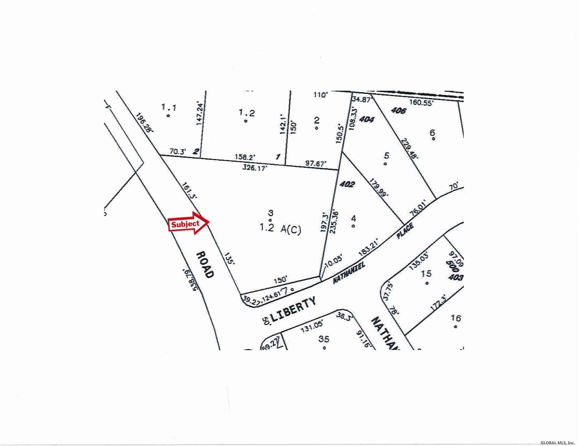 3789 CARMAN RD                                                                               Guilderland                                                                      , NY - $179,000