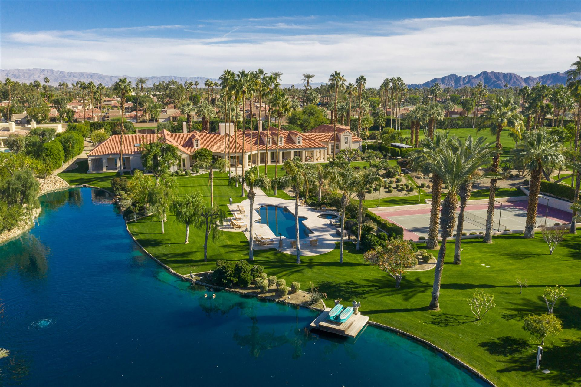 Rancho Mirage                                                                      , CA - $7,500,000