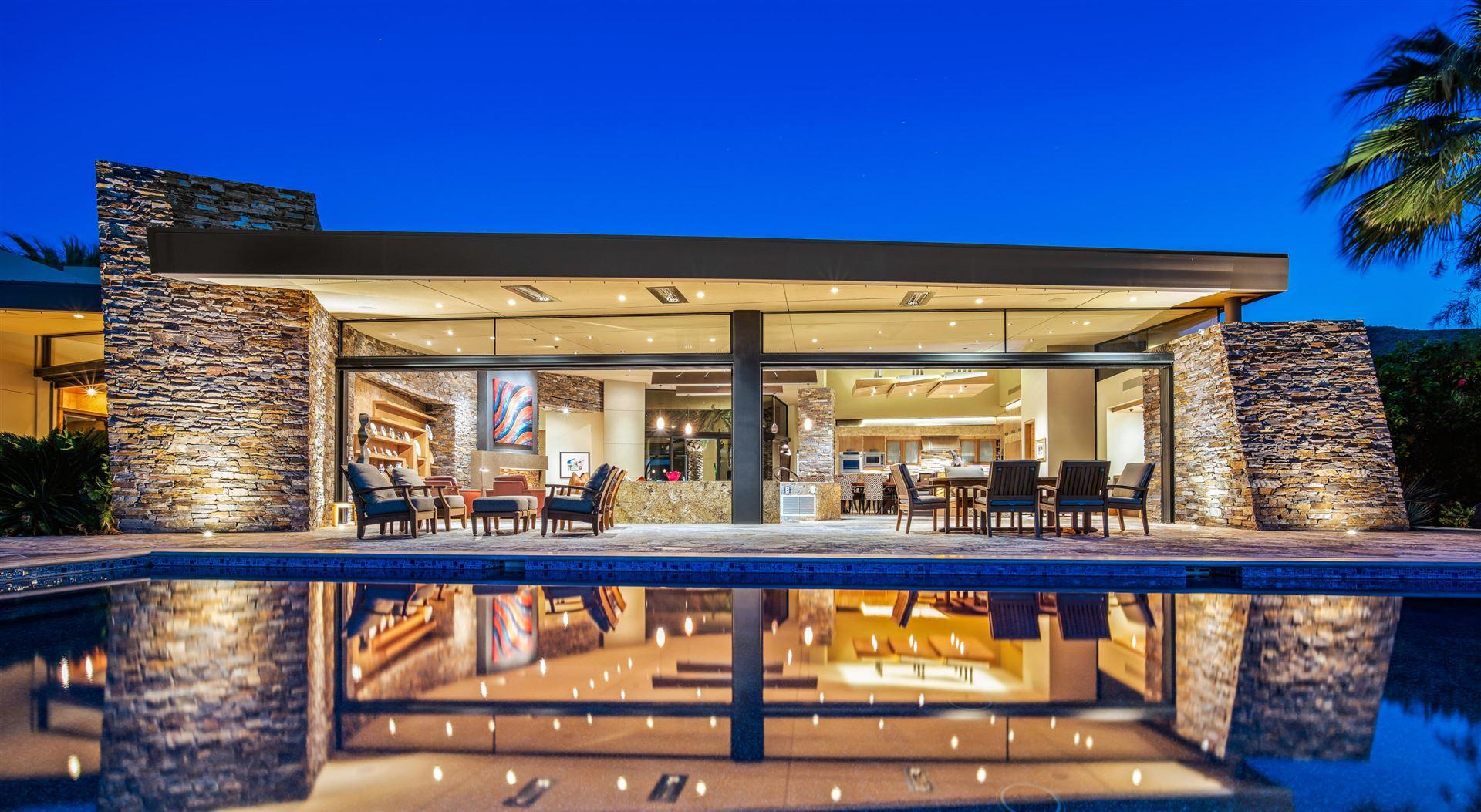 Rancho Mirage                                                                      , CA - $5,595,000