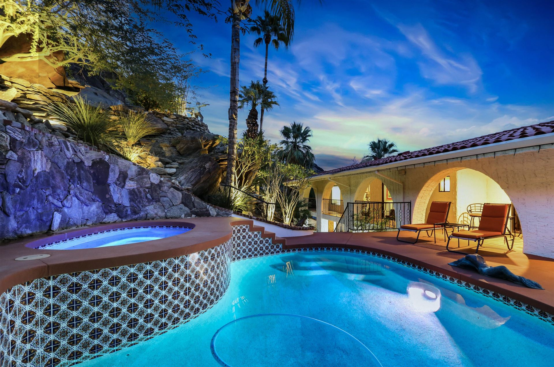 Palm Springs                                                                      , CA - $1,995,000