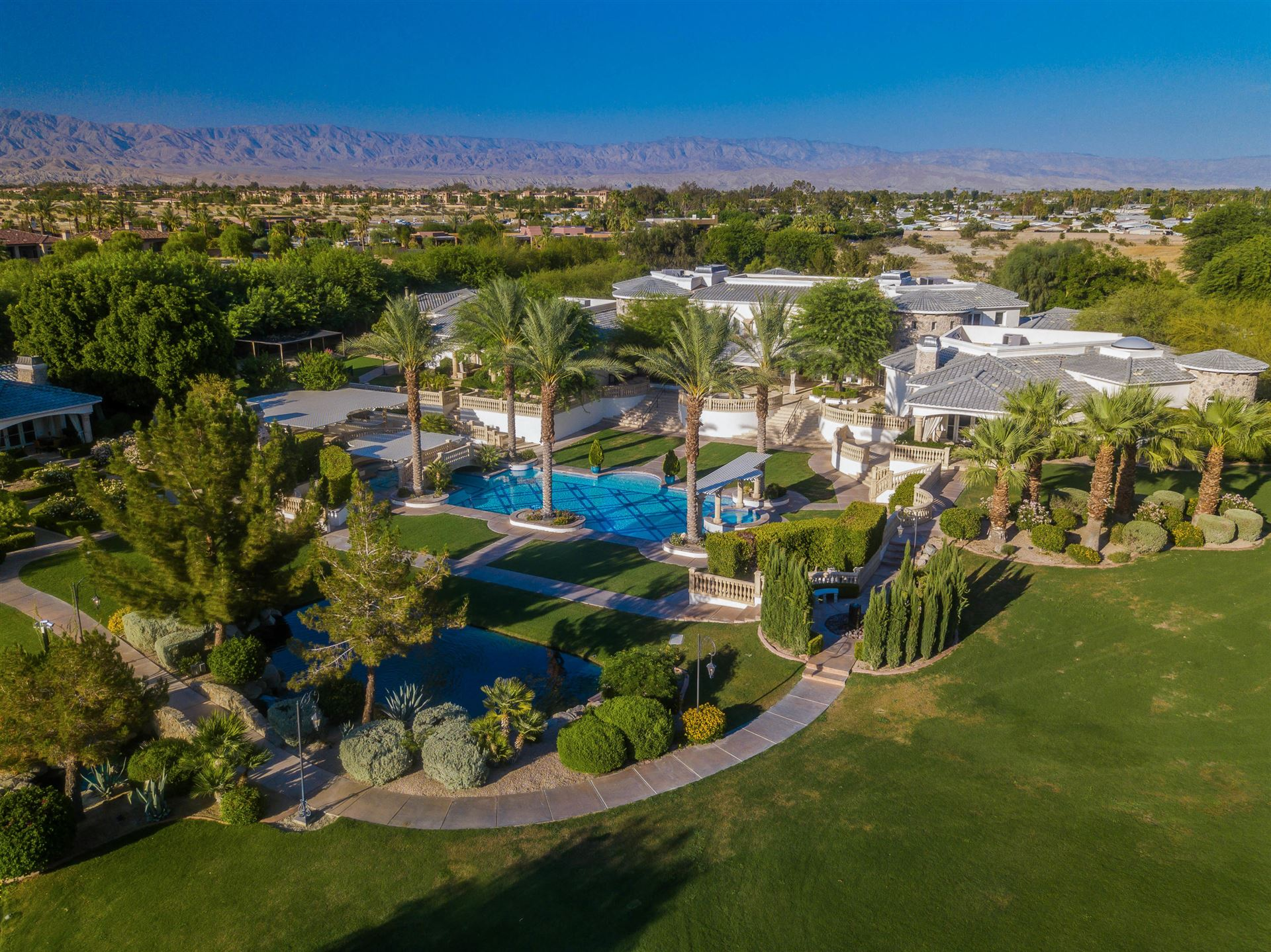 Rancho Mirage                                                                      , CA - $8,250,000