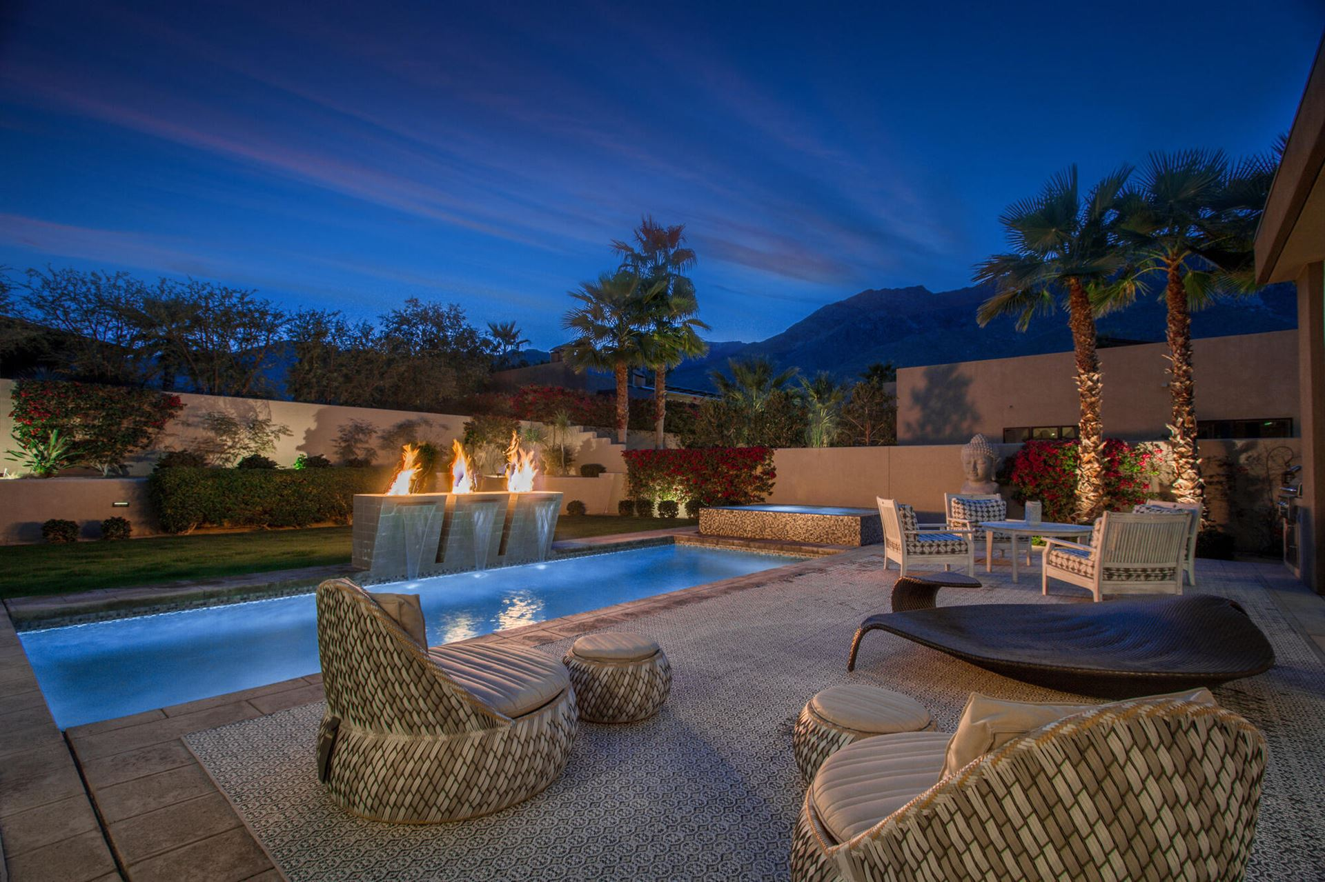 Palm Springs                                                                      , CA - $1,750,000