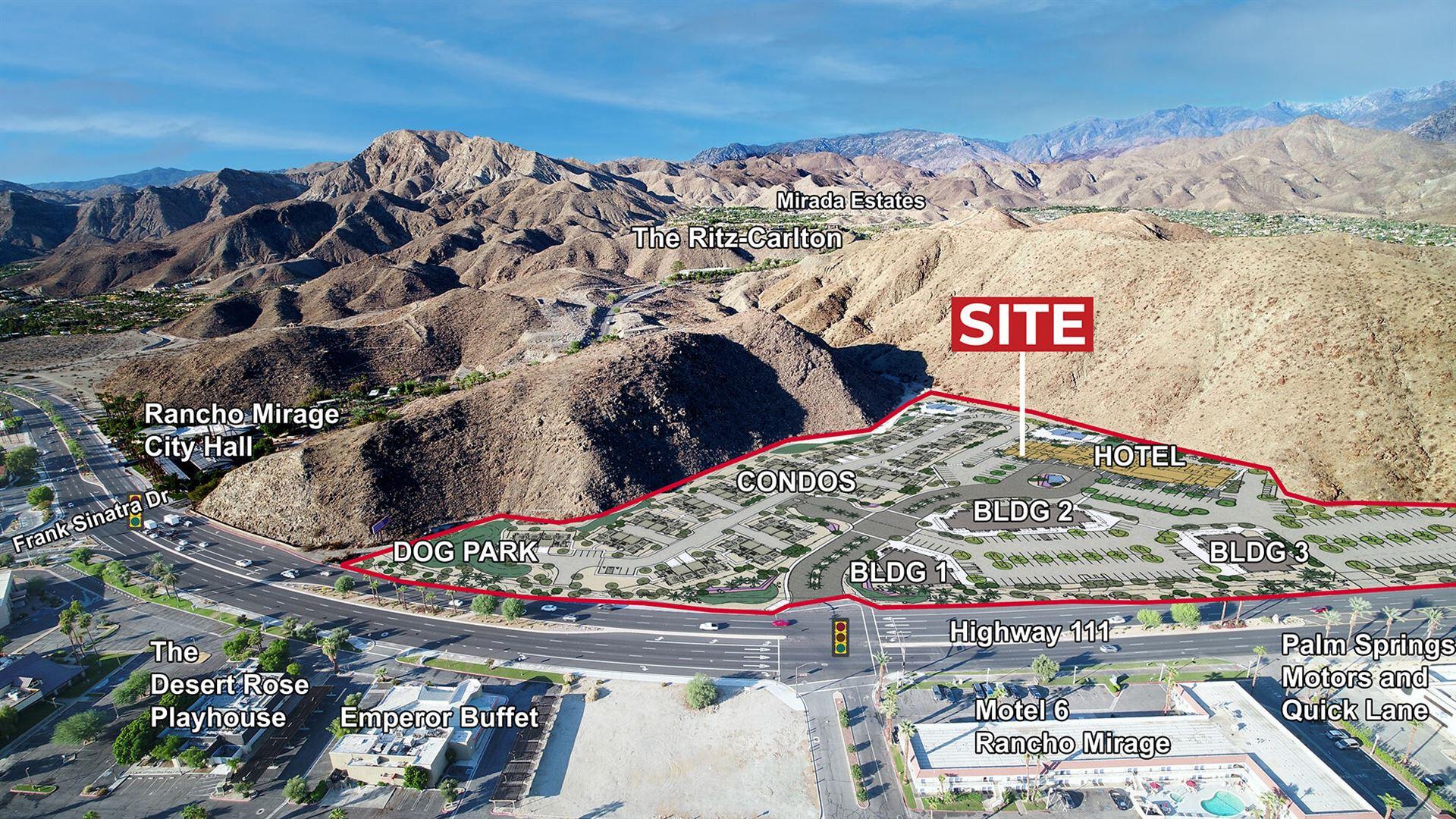 Rancho Mirage                                                                      , CA - $8,000,000