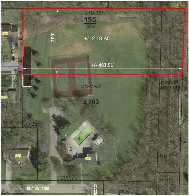 Property Image Of 1283 Timberhawk Trail In Washington Township, Oh