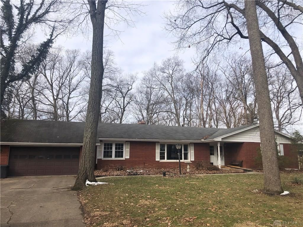 Property Image Of 2523 Ehrhart Drive In Mad River Township, Oh