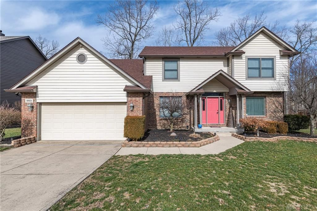 Property Image Of 303 Crest Hill Avenue In Vandalia, Oh