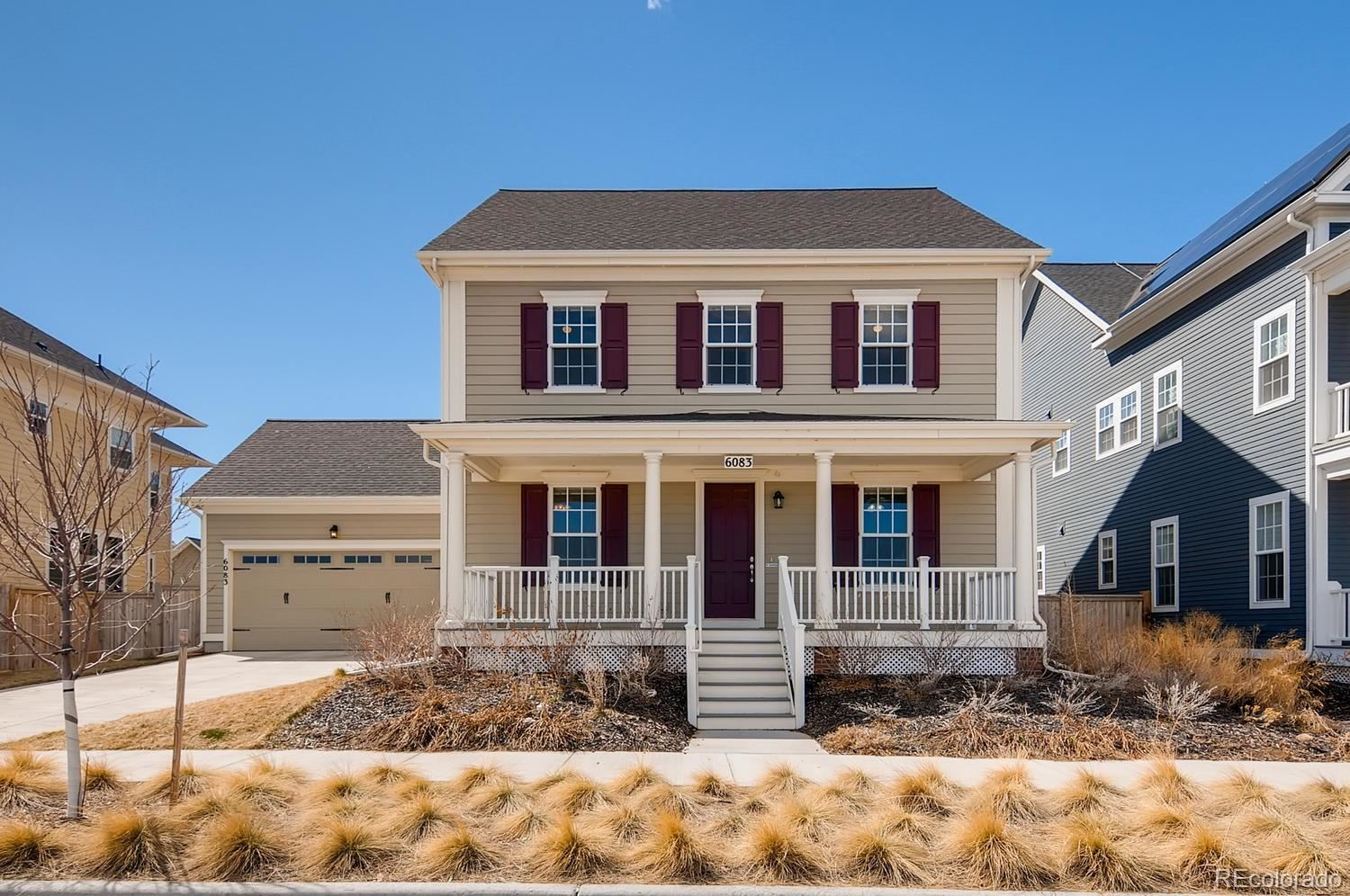 Property Image Of 6083  Chester Way In Denver, Co