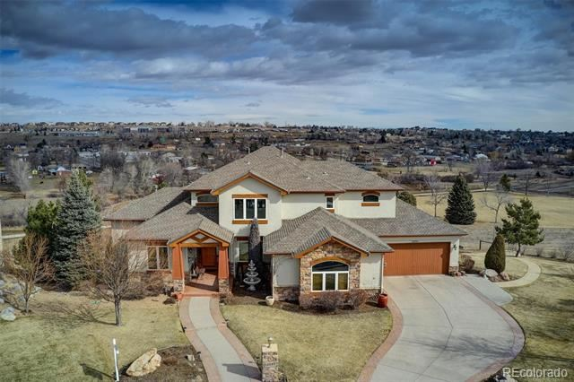 Arvada                                                                      , CO - $1,100,000