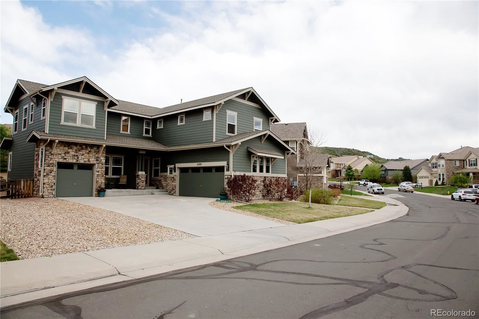 Property Image Of 5292  Gould Circle In Castle Rock, Co