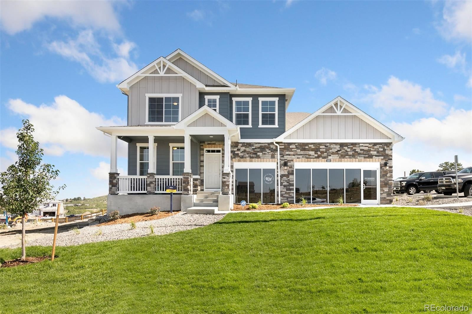 Property Image Of 1624  Pinion Wing Circle In Castle Rock, Co