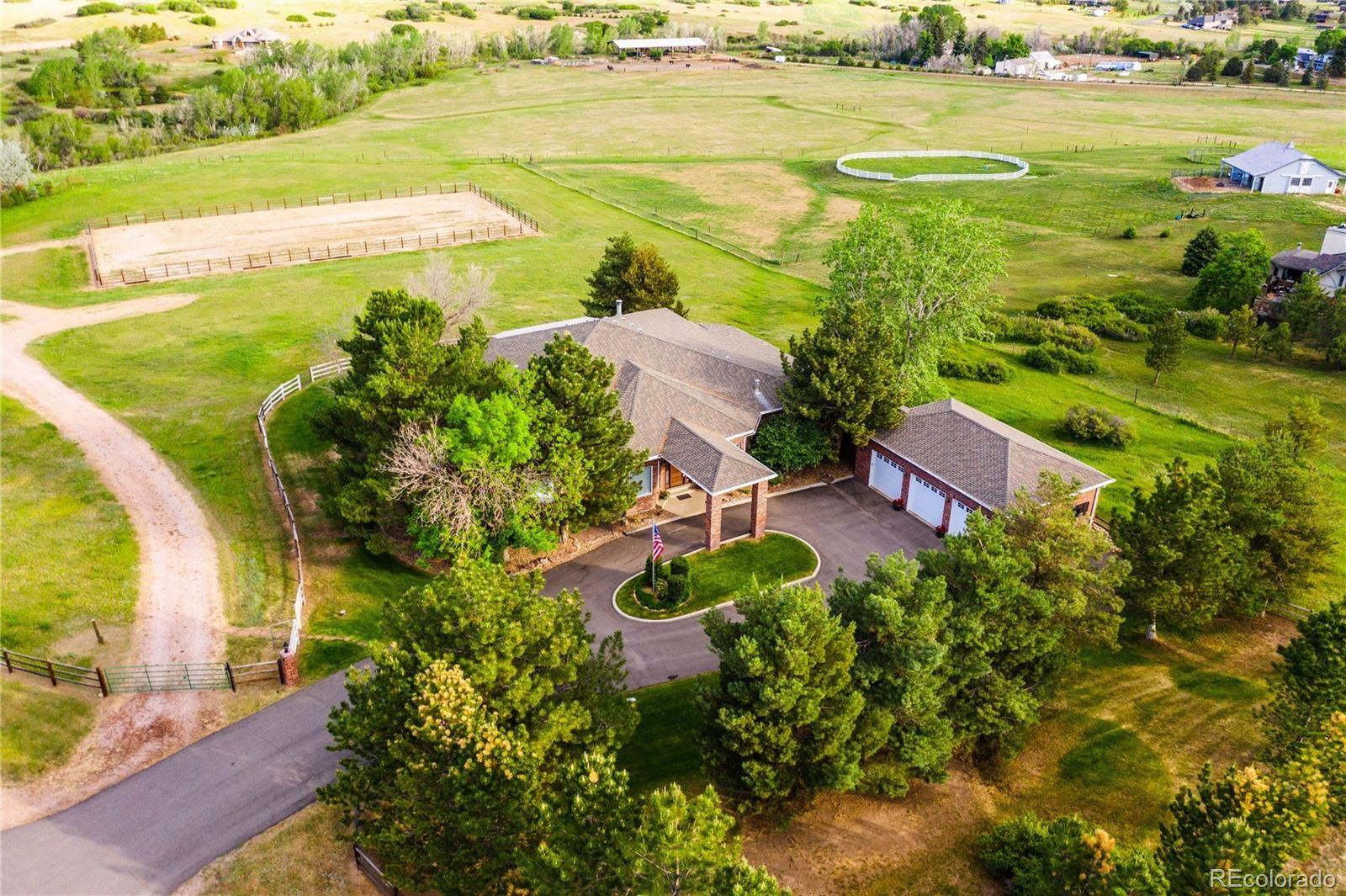 Property Image Of 465 E Oak Hills Drive In Castle Rock, Co