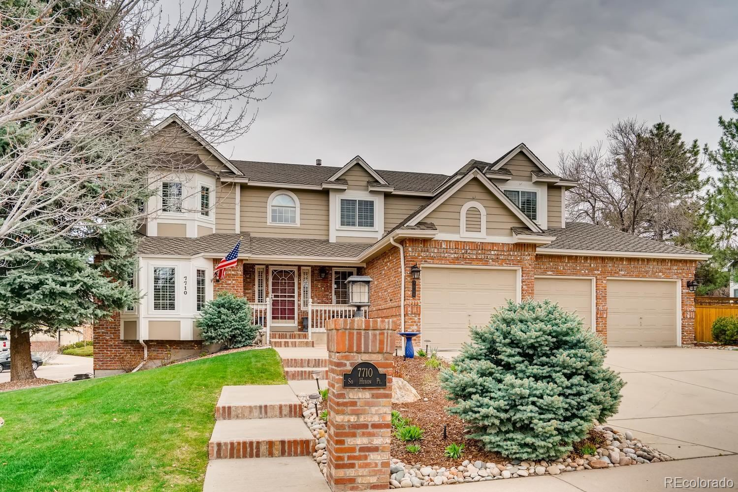 Property Image Of 7710 S Huron Place In Littleton, Co