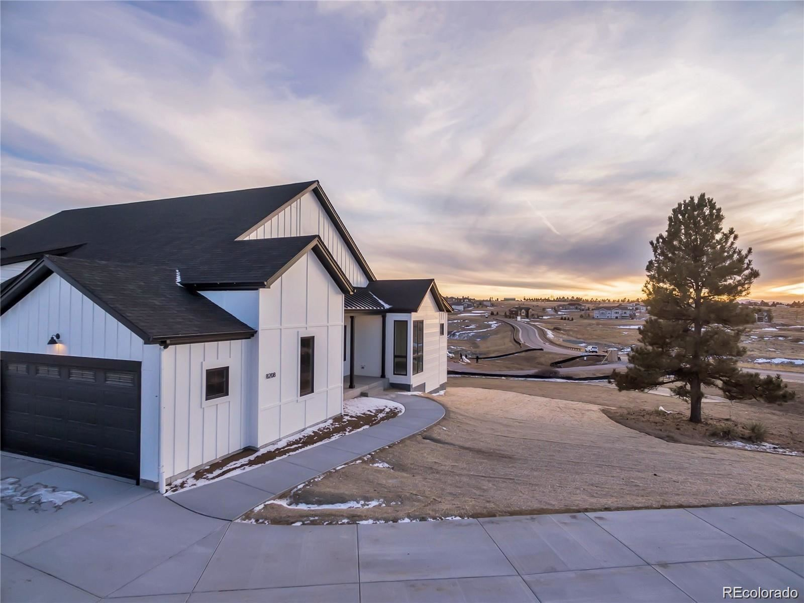Property Image Of 8419  Merryvale Trail In Parker, Co